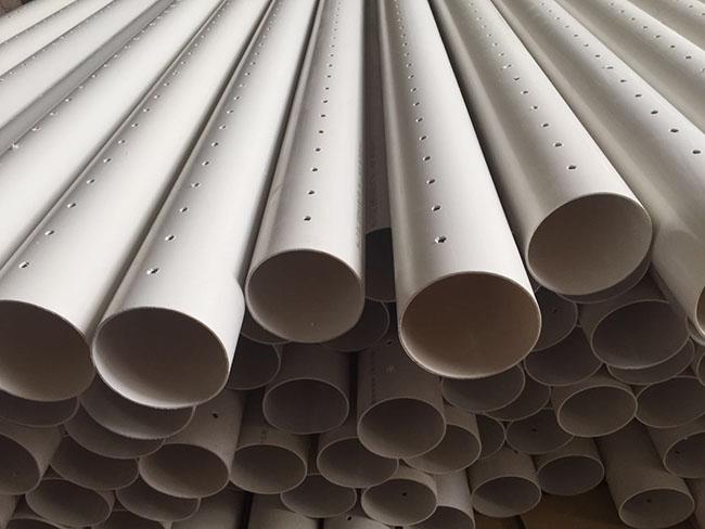 PVC管钻孔机产品案例